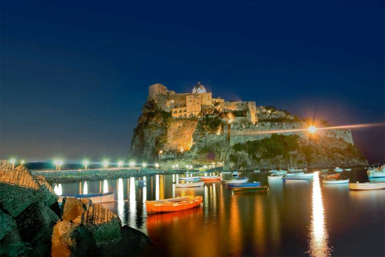Events held on the island of ischia